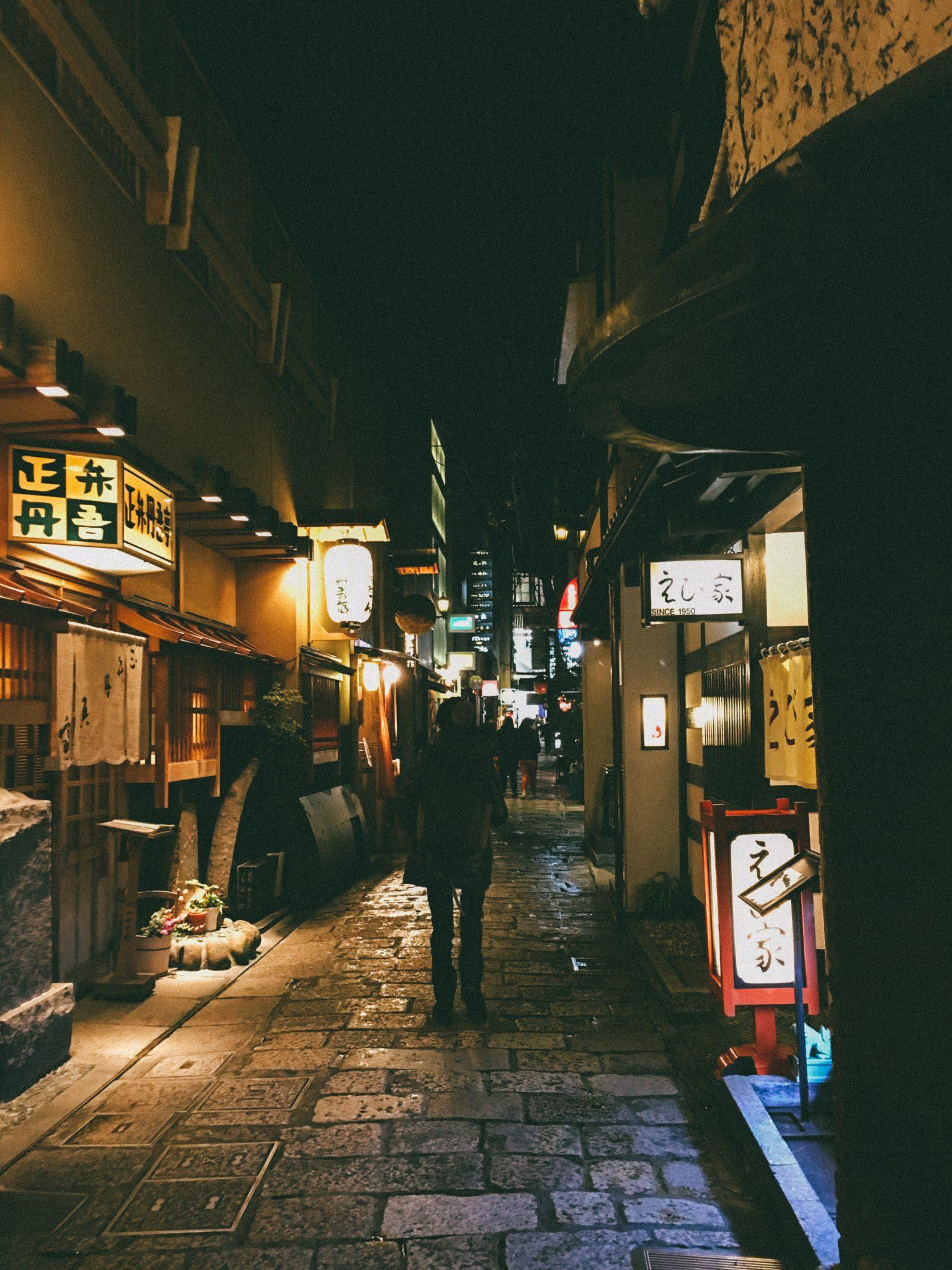 日本大阪道頓崛