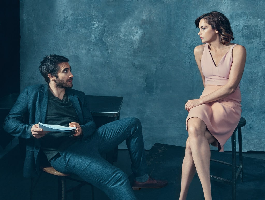 Jake Gyllenhaal and Ruth Wilson in Constellations