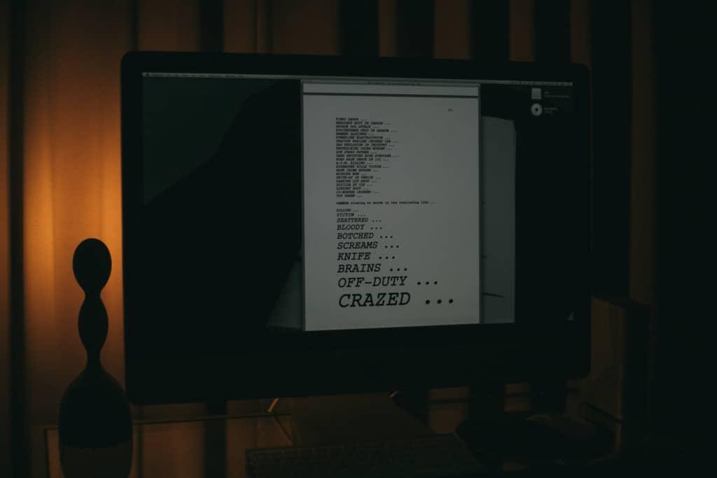 Nightcrawler Script